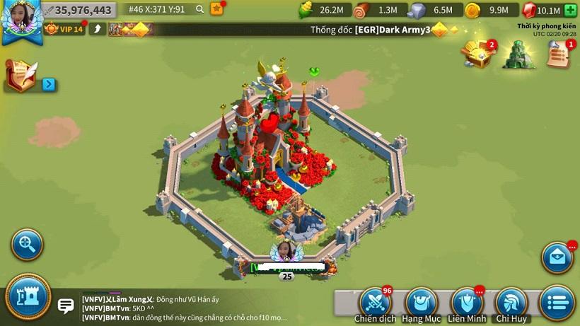 rise - yêu hack Rise of Kingdoms nhiều lăm luôn nha hack được rồi nhé 87299177_1640846556068002_8193832641875673088_o