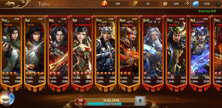 Siêu quá hack Đỉnh Phong Tam Quốc mobile đúng quá tuyệt vời luôn nhé 88118492_216647859456615_7409301039276359680_o