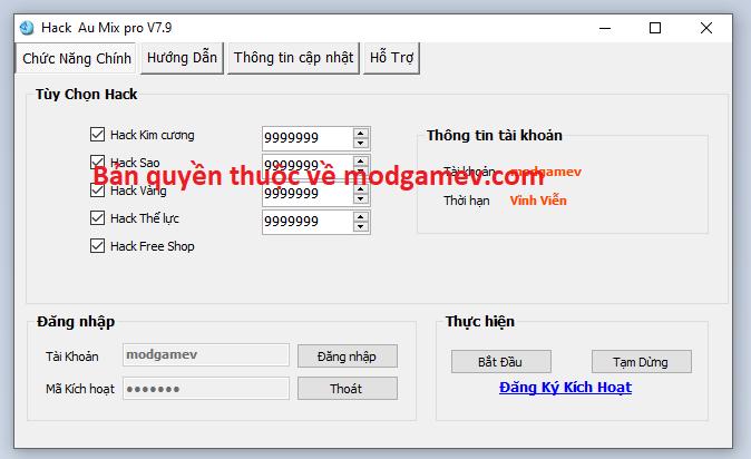 Hack Au Mix Aumixdaw