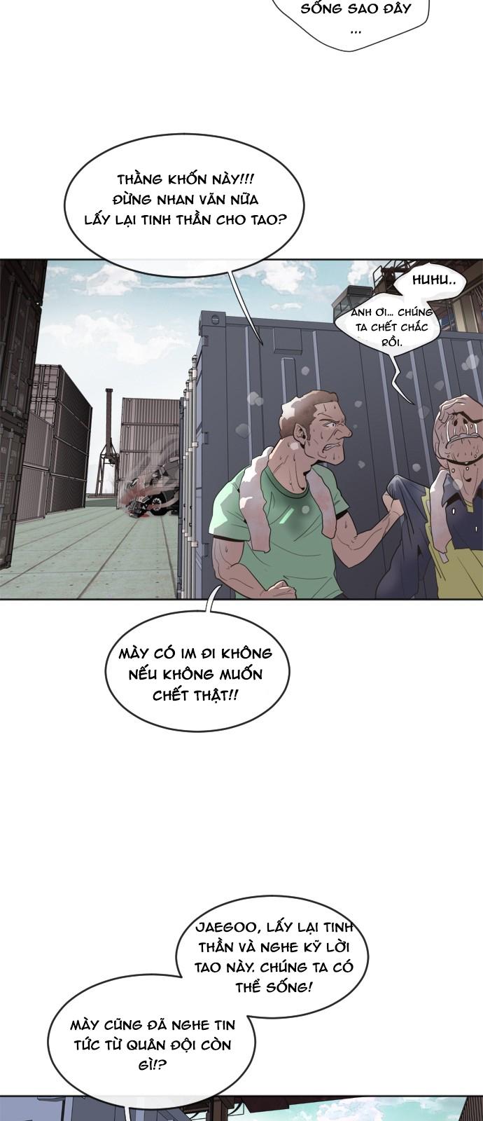 Kĩ Nguyên Của Anh Hùng chap 2 - Trang 47