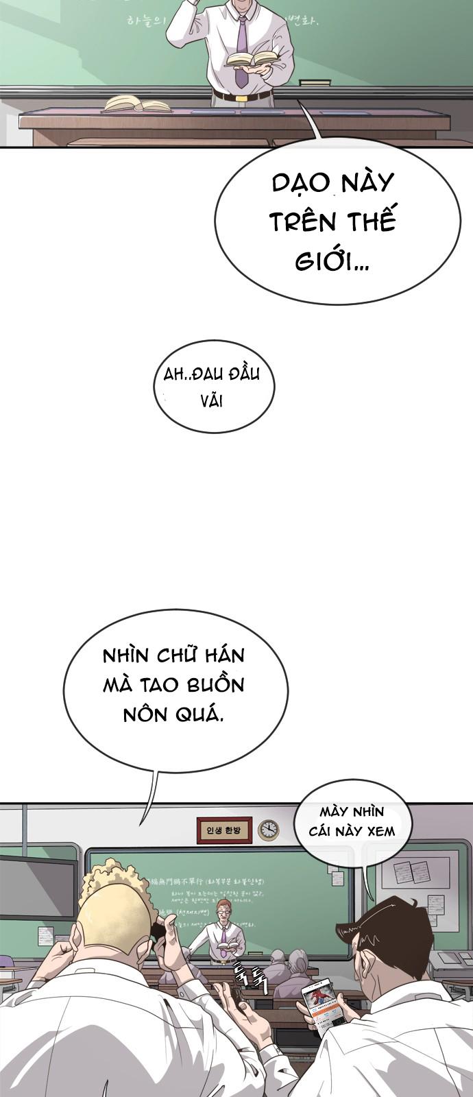 Kĩ Nguyên Của Anh Hùng chap 2 - Trang 8