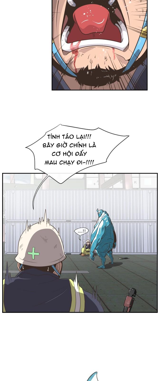 Kĩ Nguyên Của Anh Hùng chap 2 - Trang 77