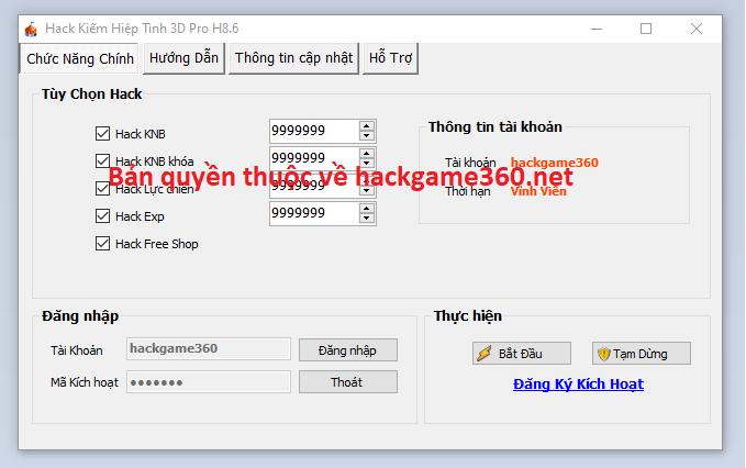 Hack Kiếm Hiệp Tình 3D miễn phí Kiemhieptinh3dafaf