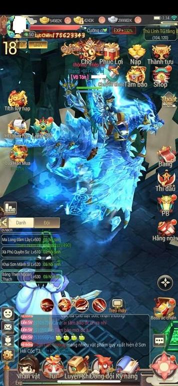 Víp quá hack Yong Heroes Mobile xứng đang tóp 1 làng game việt 117643486_2983673538409773_6097405810297540766_n