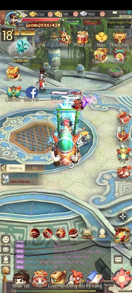 cám mơn nha acc Yong Heroes Mobile của em full KNB rồi nha 118371352_302152867727709_8174286564650354495_o