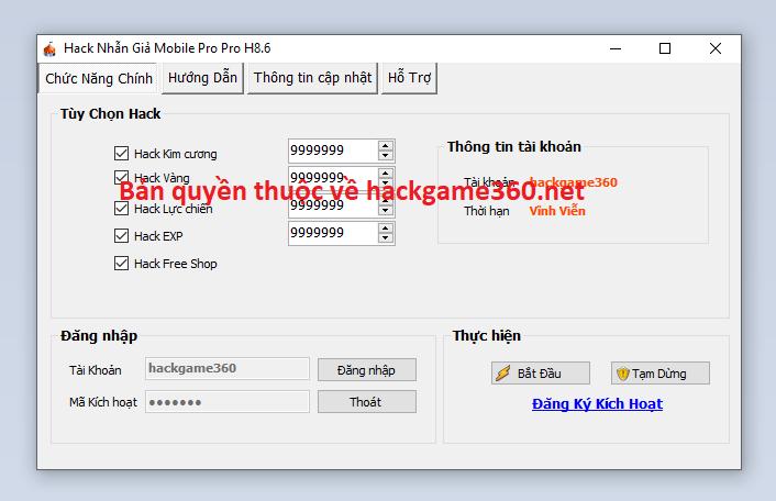 Hack Nhẫn Giả Mobile mới nhất Nhangiamobileafsaf