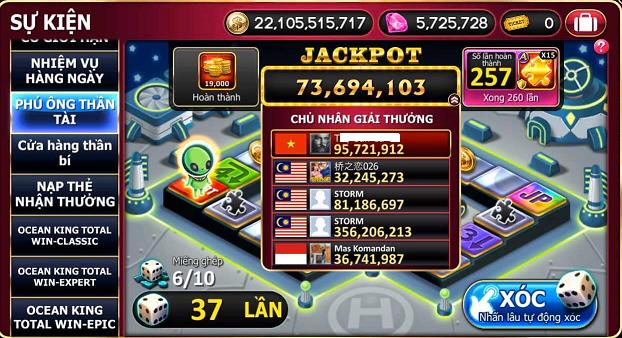 Yêu nhất mod Golden Hoyeah Slots thật sự hack quá hay 12368