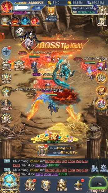 Mod game Soul Land: Đấu La Đại Lục full kim cương - Page 2 135618482_2489790921315755_9155761027692187989_o