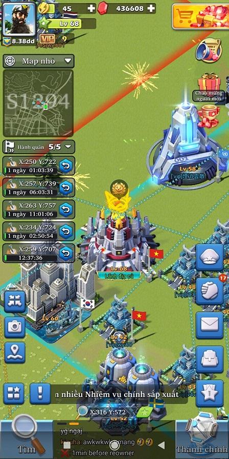 Quả là hack TopWar:BattleGame số 1 xứng đáng luôn nha quá hay 170945100_3488888691336825_8528155065703007235_n