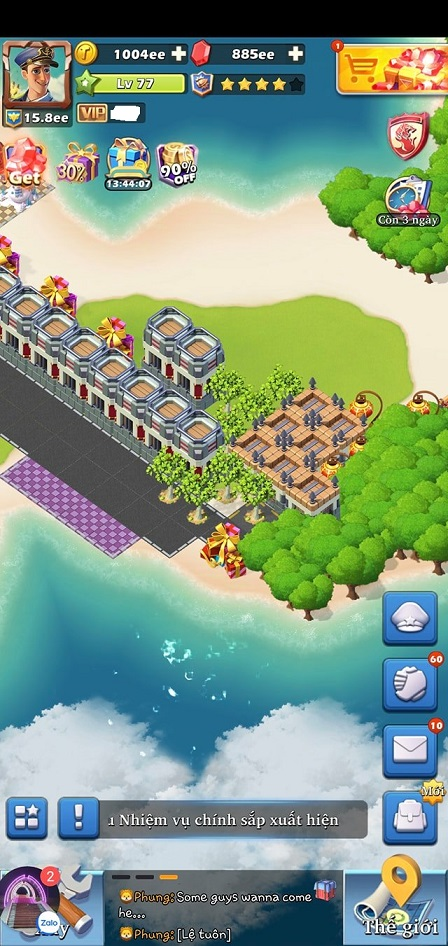 Quá tuyệt vời xài mod TopWar:BattleGame đúng quá đỉnh luôn anh em nhé 175878534_1009331226263774_8051965646821382907_n