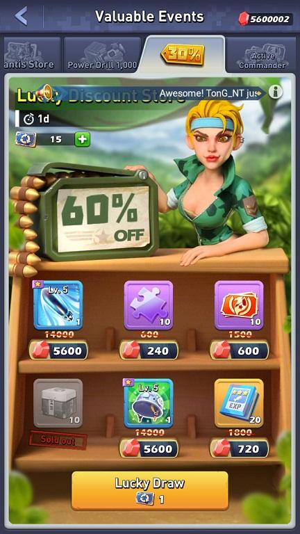 Quá tuyệt vời xài mod TopWar:BattleGame đúng quá đỉnh luôn anh em nhé 184507368_312087530401043_3297888832115981798_n