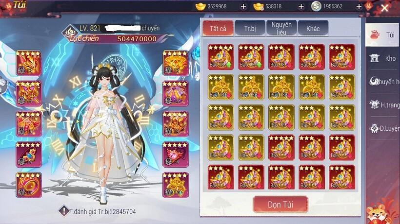 Siêu gê hack Goddess MUA thành công rồi các tình yêu nha 200926444_528870485194275_8029362755559181496_n