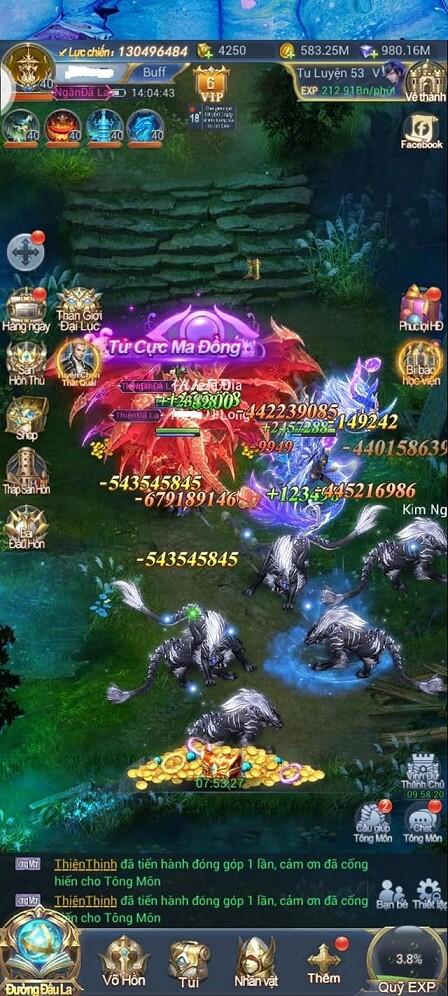 Mod game Soul Land: Đấu La Đại Lục full kim cương - Page 5 223167085_1153746268479455_5608910266602309392_n