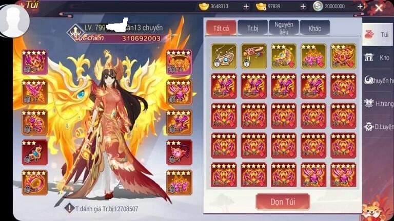 Víp của víp luôn nè hack Goddess MUA - Nụ Hôn Nữ Thần đúng quá hoàn hảo 199205423_315517626902599_567458931381815243_n