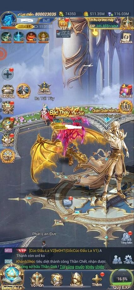 Mod game Soul Land: Đấu La Đại Lục full kim cương - Page 5 225876798_5805733769496717_8453572377890686642_n