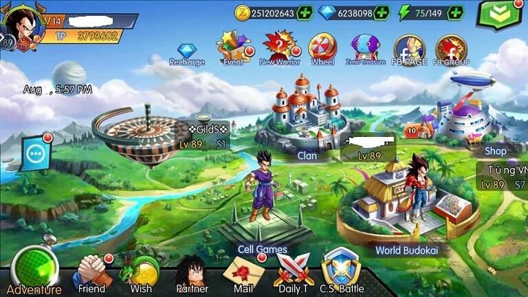 Khoe acc Rồng Thần Huyền Thoại giàu nhất game hôm nay 233026248_112983207708715_3010306810060523986_n