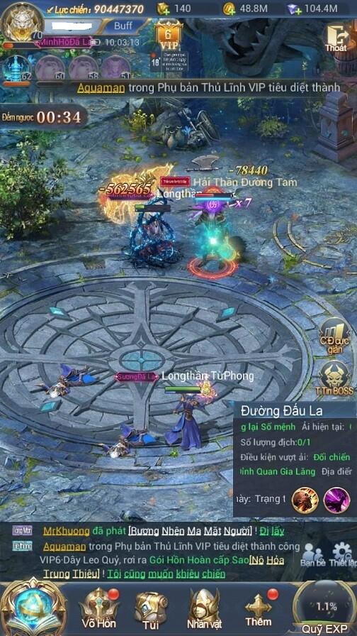 Mod game Soul Land: Đấu La Đại Lục full kim cương - Page 7 244638476_412390830416948_4333895319994679730_n