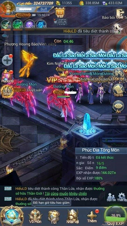Mod game Soul Land: Đấu La Đại Lục full kim cương - Page 7 244427607_995678884350312_2200339467235717828_n